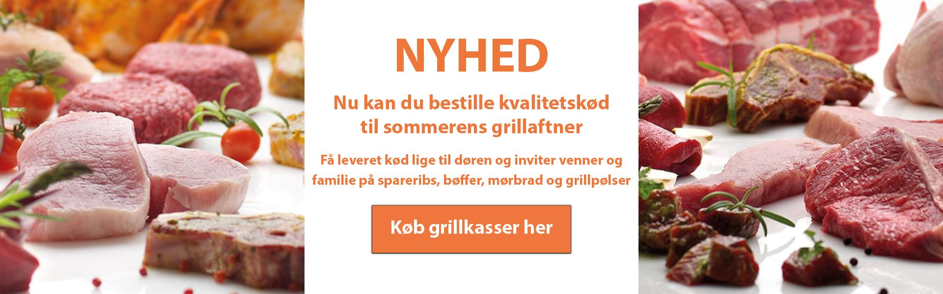 Køb kvalitetskød hos Netbyggemarked.dk og bliv klar til grillafterne